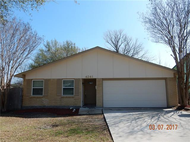 Photo of 4241 Hartford Drive  Garland  TX