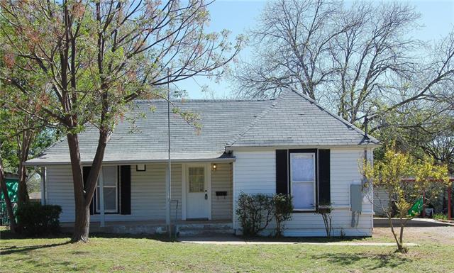 Photo of 312 Edna Street  Weatherford  TX