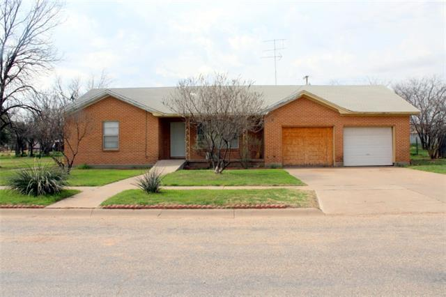 Photo of 1005 N Avenue D  Haskell  TX