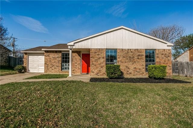 Photo of 704 Sandstone Drive  Fort Worth  TX