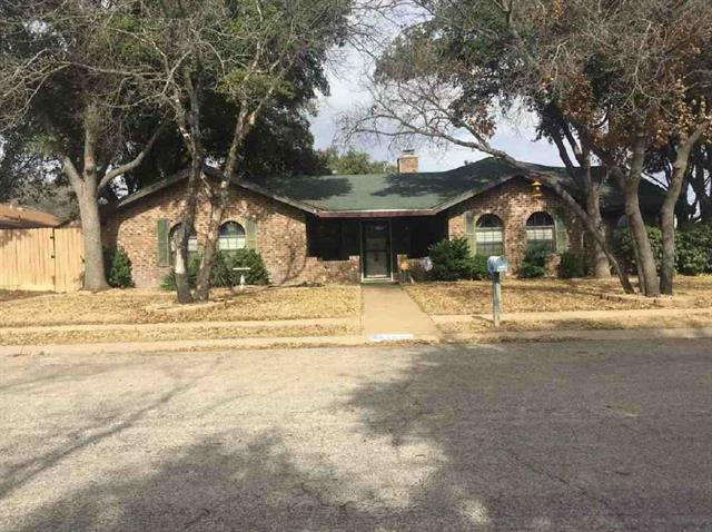 Photo of 3602 Fieldwood Drive  San Angelo  TX