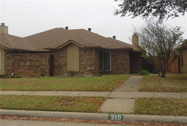 Photo of 210 Willingham Drive  Coppell  TX
