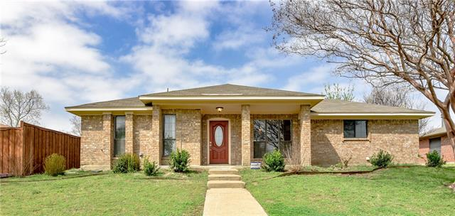 Photo of 1009 Baxter Drive  Plano  TX