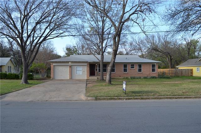 Photo of 3725 Springdale Road  Fort Worth  TX