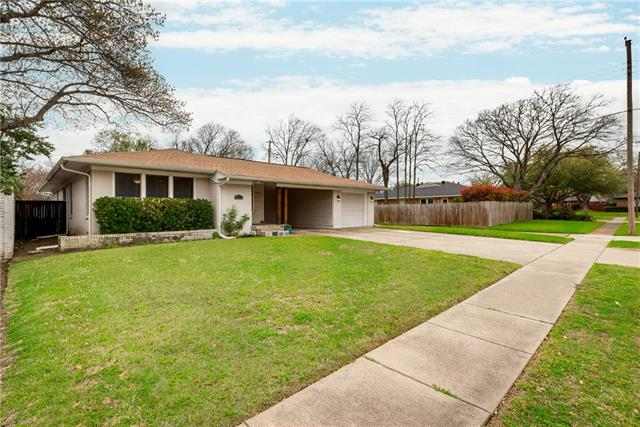 Photo of 8831 Lanarkshire Drive  Dallas  TX