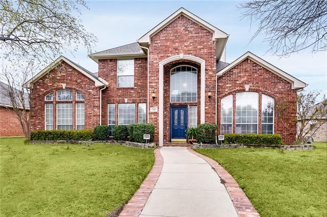 Photo of 3511 Newhaven Drive  Richardson  TX