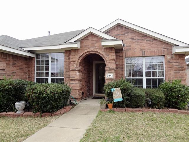 Photo of 2841 Thrush Drive  Mesquite  TX