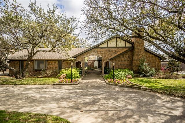Photo of 3713 San Bar Lane  Colleyville  TX