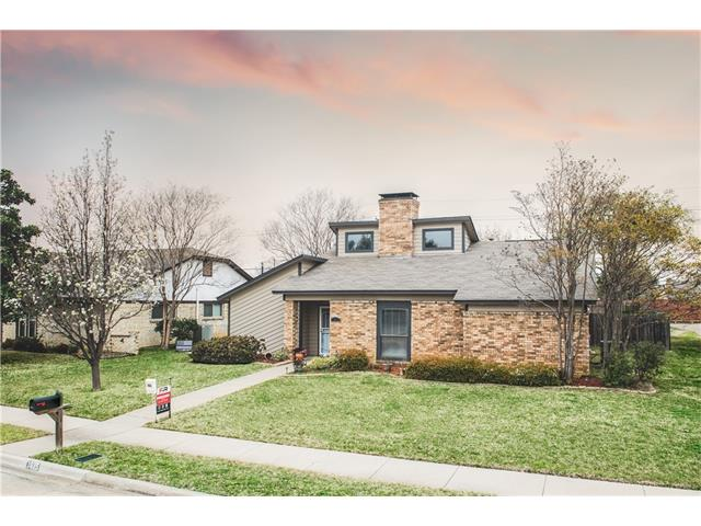 Photo of 1615 Rocky Point Drive  Lewisville  TX