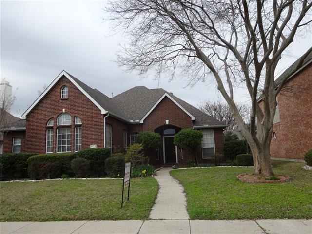 Photo of 4129 Burnhill Drive  Plano  TX