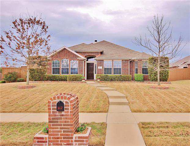 Photo of 317 Welch Drive  Royse City  TX