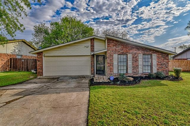 Photo of 3437 Kilrush Drive  Arlington  TX