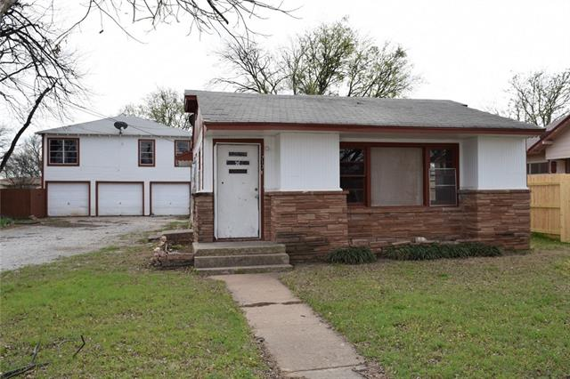 Photo of 713 W Walnut Street  Coleman  TX