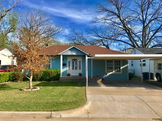 Photo of 4217 Valentine Street  Fort Worth  TX