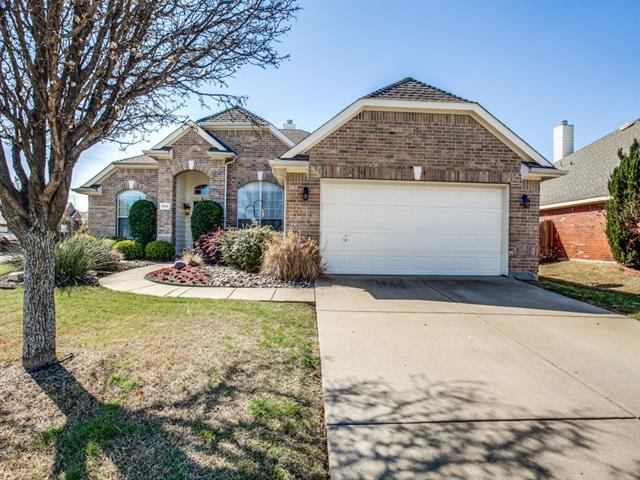 Photo of 4110 Ping Drive  Mansfield  TX