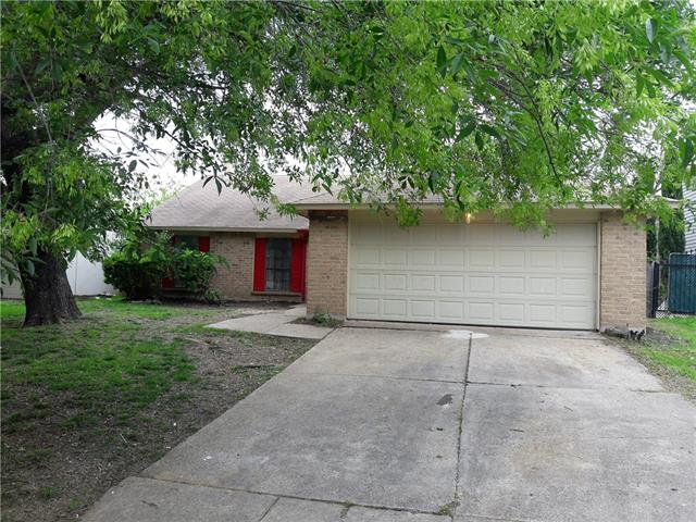 Photo of 3304 Amberway Drive  Arlington  TX