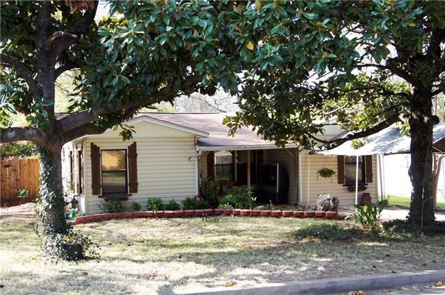 Photo of 6021 Walnut Drive  Fort Worth  TX
