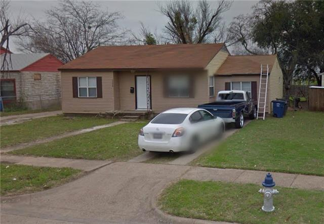 Photo of 3248 S Llewellyn Avenue  Dallas  TX