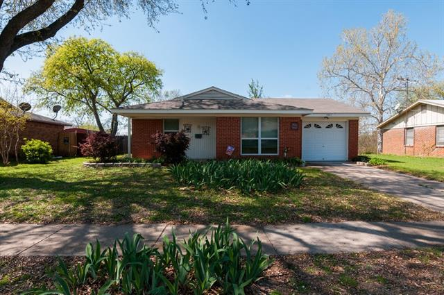 Photo of 4601 Norris Valley Drive  Fort Worth  TX