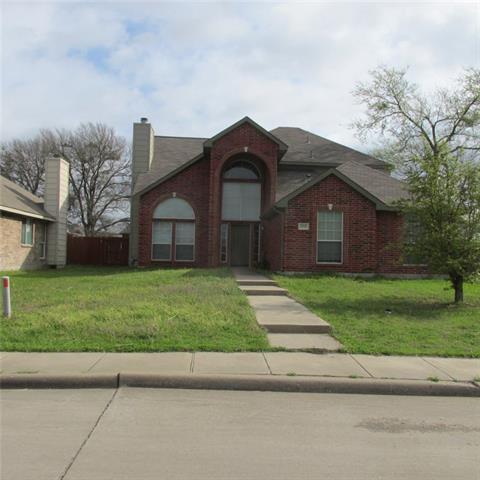 Photo of 1702 Green Terrace Drive  Royse City  TX