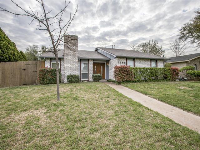 Photo of 3142 Fieldview Drive  Garland  TX
