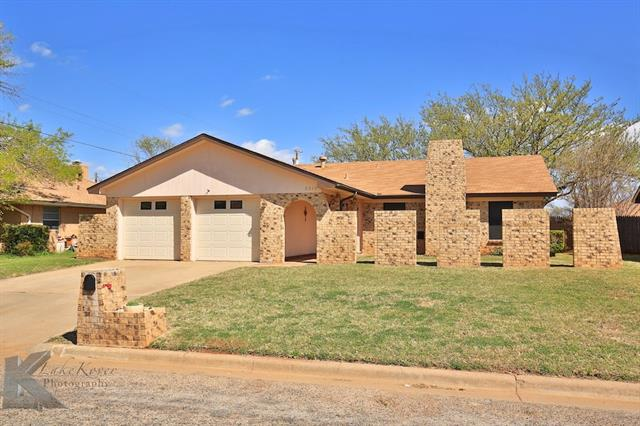 Photo of 2317 Corsicana Avenue  Abilene  TX