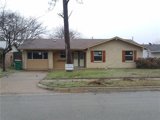 Photo of 712 Briggs Street  Cedar Hill  TX