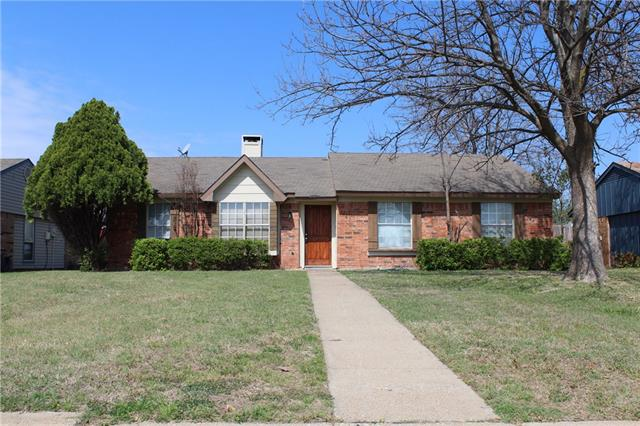 Photo of 1405 Arendale Drive  Garland  TX