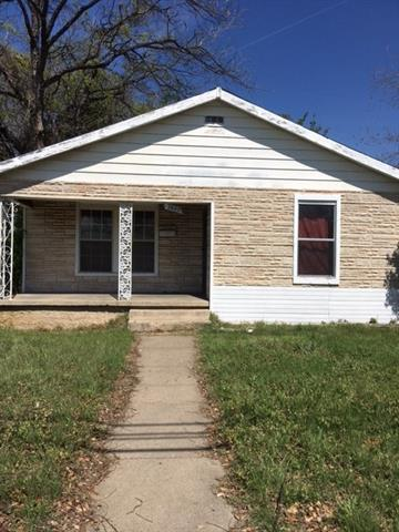 Photo of 2605 Chenault Street  Fort Worth  TX