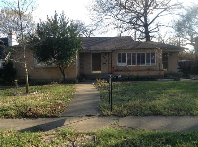 Photo of 6238 Parkdale Drive  Dallas  TX