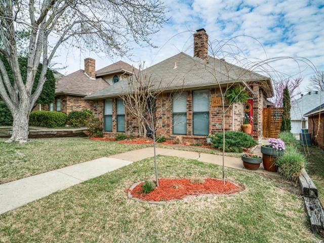 Photo of 1431 Homestead Lane  Carrollton  TX