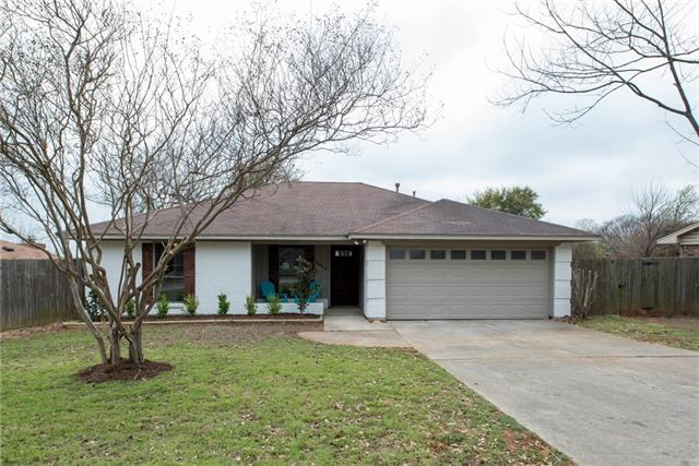 Photo of 3013 Panhandle Drive  Grapevine  TX