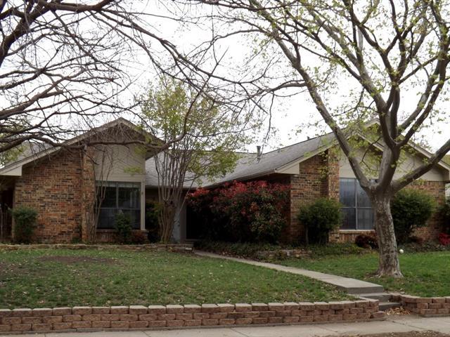 Photo of 2031 Robin Hill Lane  Carrollton  TX