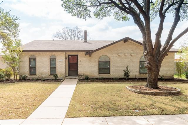 Photo of 1830 Arundel Drive  Carrollton  TX