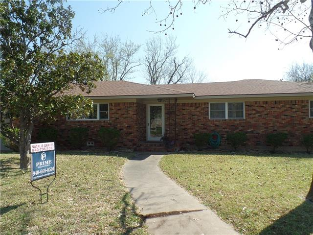 Photo of 215 S Sycamore Street  Muenster  TX