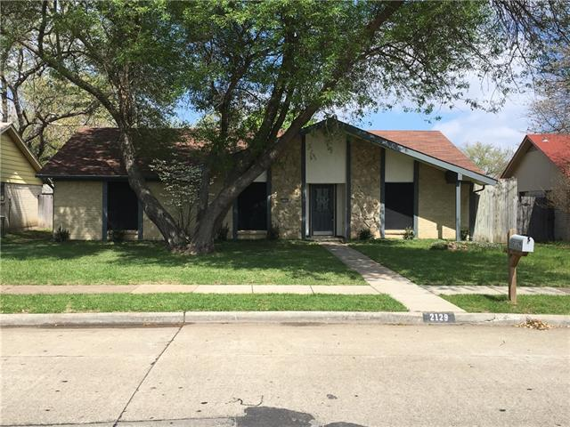 Photo of 2129 Homestead Place  Garland  TX
