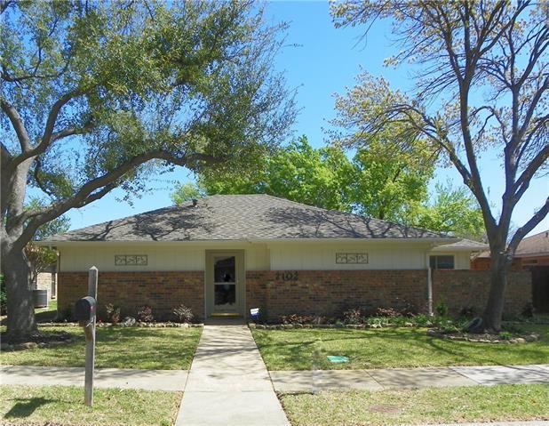 Photo of 2102 Teakwood Trail  Carrollton  TX