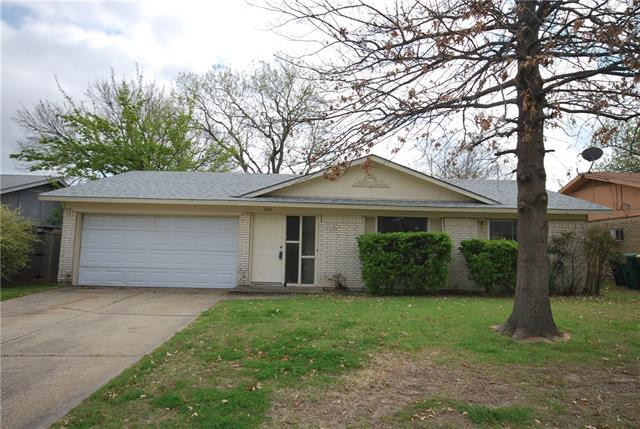 Photo of 1426 Marblehead Drive  Lewisville  TX