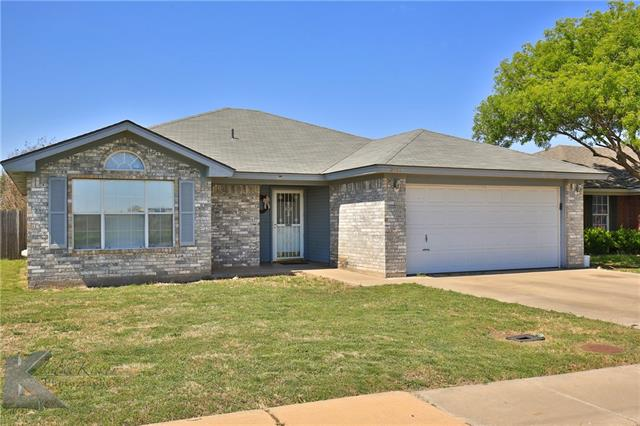 Photo of 2642 Bishop Road  Abilene  TX