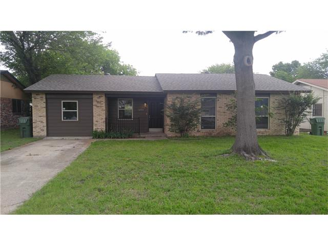Photo of 1433 Homestead Place  Garland  TX