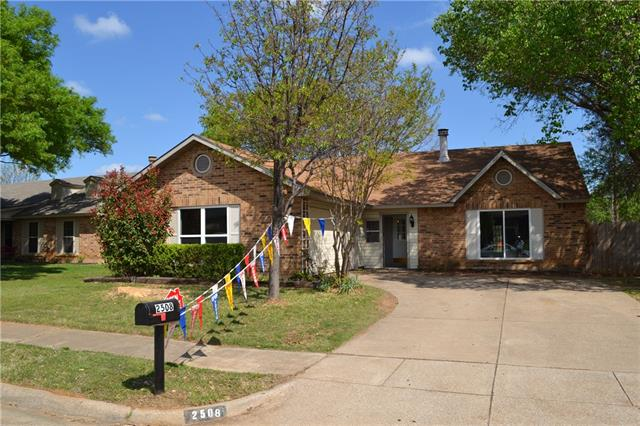 Photo of 2508 Chinaberry Drive  Bedford  TX