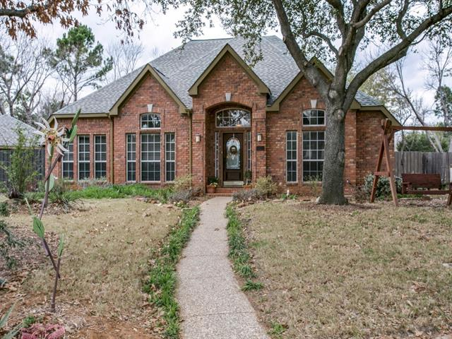 Single Story property for sale at 3721 Lakecrest Drive, Grapevine Texas 76051