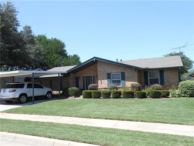 Photo of 2515 Cloverdale Street  Arlington  TX