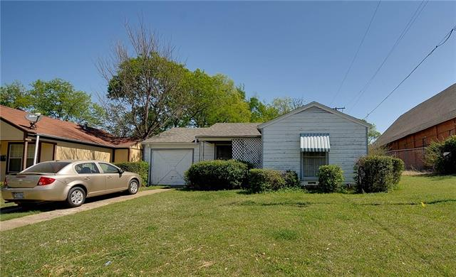 Photo of 2513 Sargent Street  Fort Worth  TX