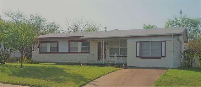 Photo of 7825 Pensacola Avenue  Fort Worth  TX