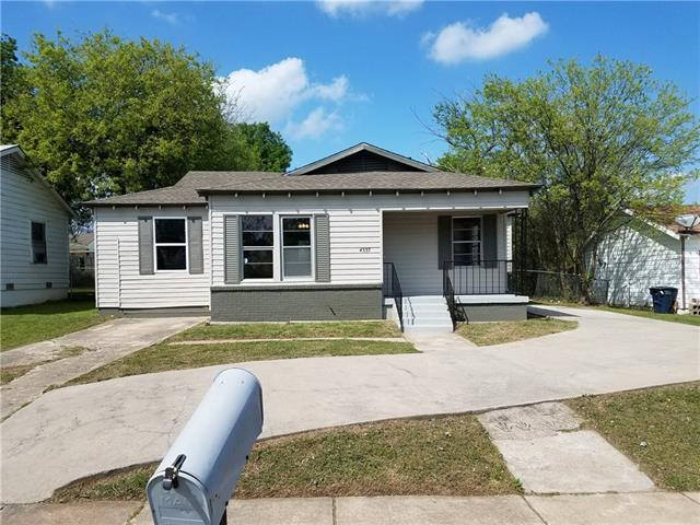 Photo of 4337 Strong Avenue  Fort Worth  TX
