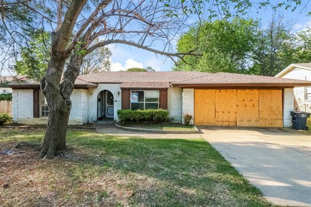 Photo of 7436 Madeira Drive  Fort Worth  TX