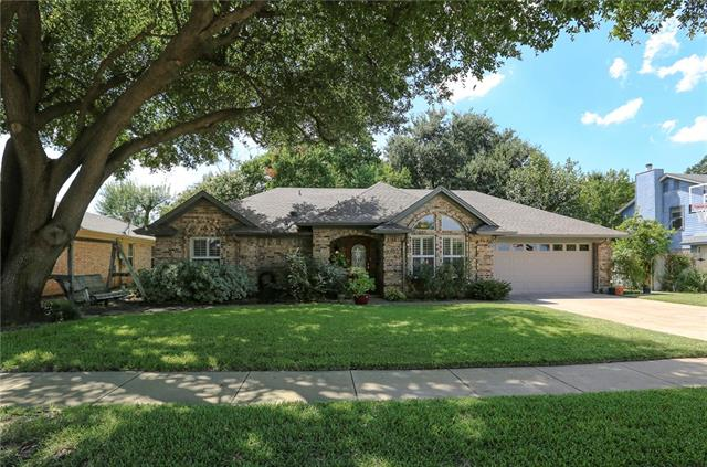 3733 Woodmont Court, Bedford in Tarrant County, TX 76021 Home for Sale