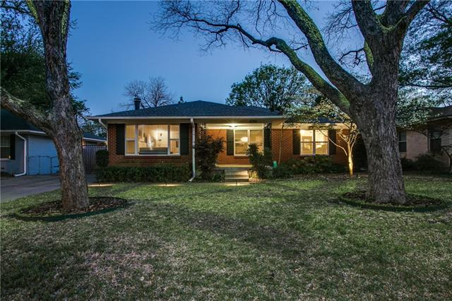 Photo of 6734 Blessing Drive  Dallas  TX