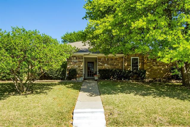 Photo of 2506 Willowgate Lane  Carrollton  TX
